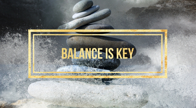 Balanced (The Resolution for Women Reflection Series)